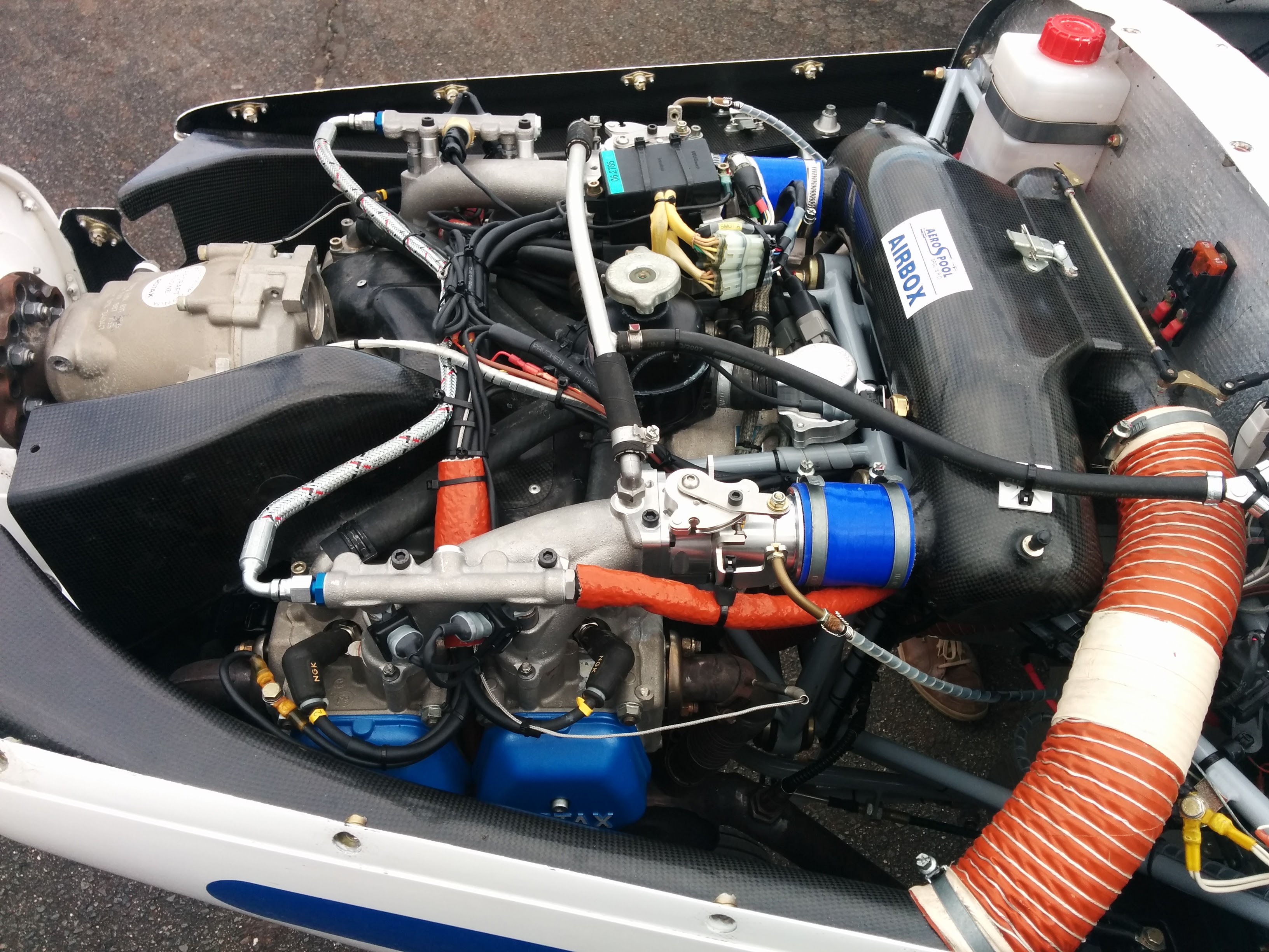 kit injection dynamic WT9 100cv -left