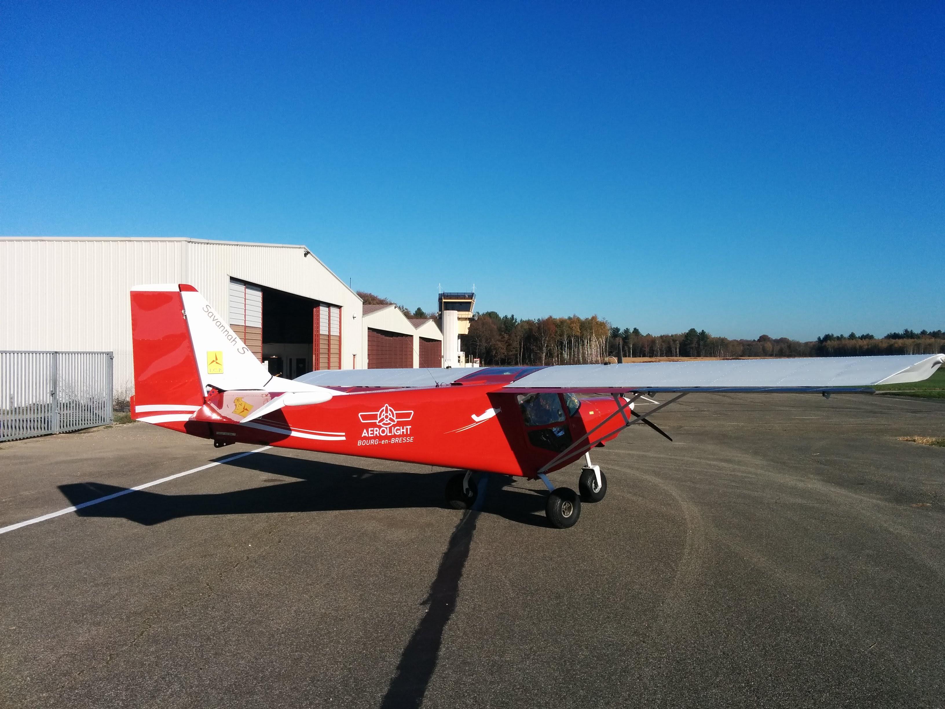 aerolight savannah