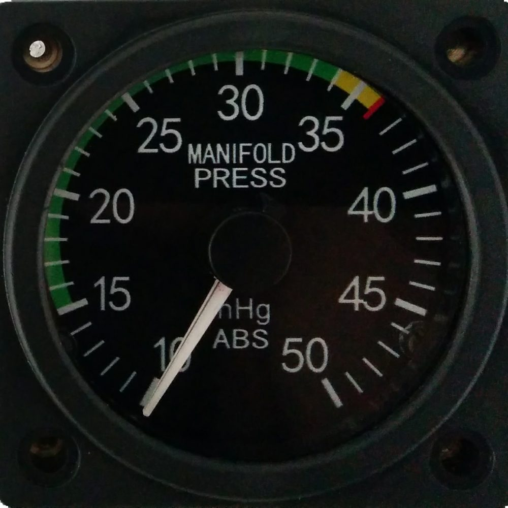 pression admission 57mm
