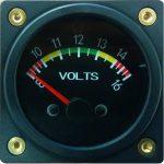 voltmetre 57mm