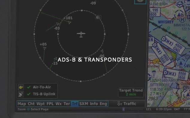 Ads-B & Transponders
