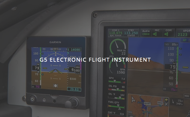 GS Electronic Flight Instrument
