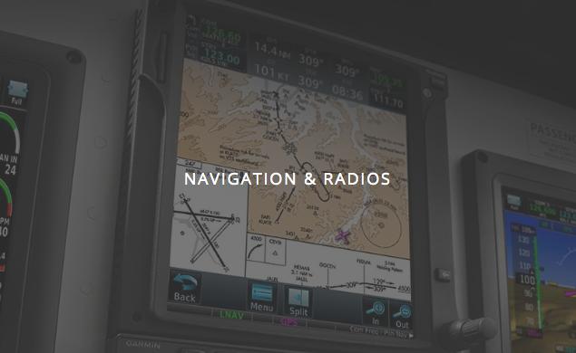 Navigation & Radios