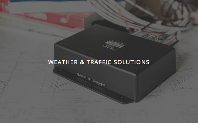 Weather & Traffic solutions