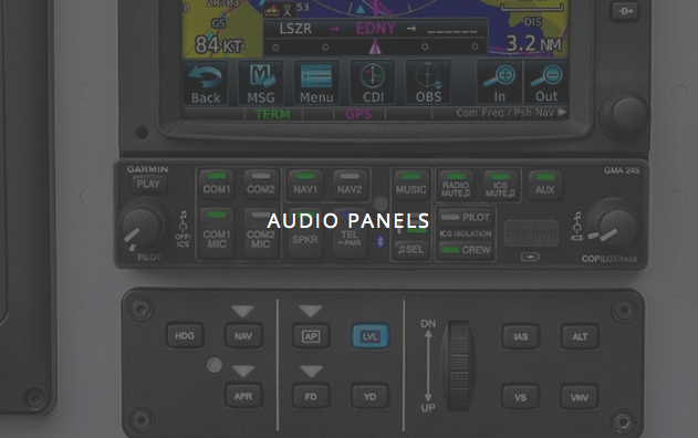 Audio Panels