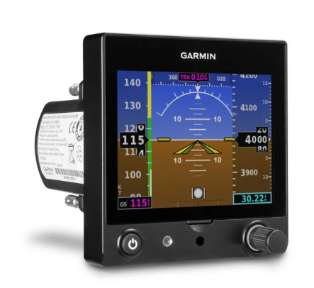 Garmin G5 profil